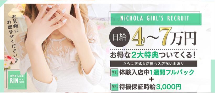 NiCHOLAの求人