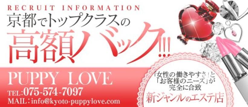 京都泡洗体ハイブリッドエステ PUPPY LOVE 京都駅前本店の求人