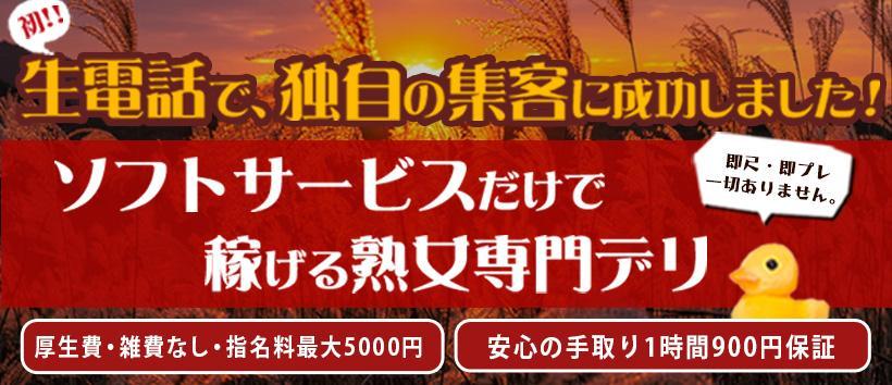 熟年カップル 五反田~生電話からの営み~の求人