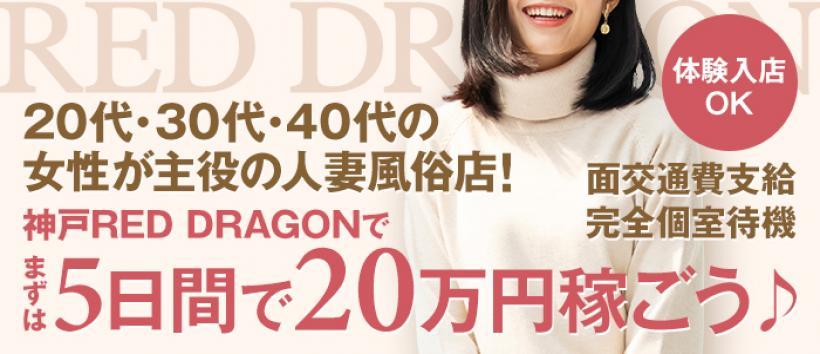 神戸レッドドラゴン~我慢できない人妻~の求人