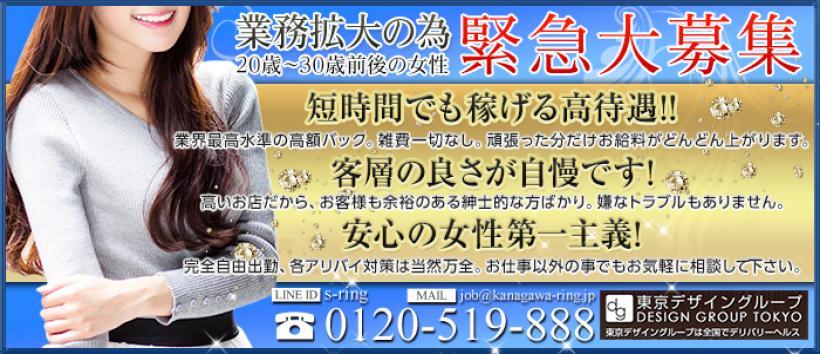 新横浜デザインリングの求人