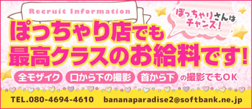 BANANA PARADISEの求人